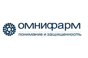 Логотип Омнифарм